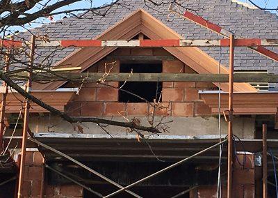 Afwerking dak dakwerken Lenaers bilzen vlaams brabant