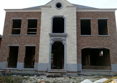 Afwerking dak hout dakwerken Lenaers bilzen vlaams brabant