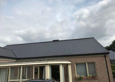 Dakwerken Lenaers Bilzen Limburg Hellend dak