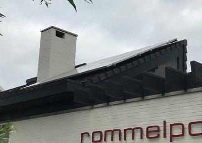 Hellend dak Dakwerken Lenaers Bilzen Limburg Vlaams brabant