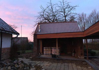 Hellend dak Dakwerken Lenaers Hasselt Limburg