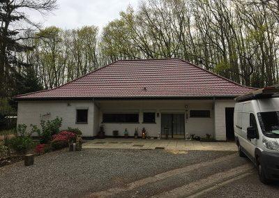 Hellend dak Dakwerken Lenaers Lanaken Limburg