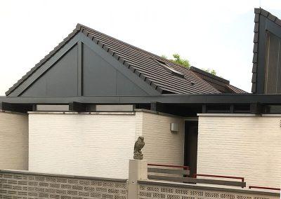 Hellende daken Dakwerken Lenaers Bilzen Limburg