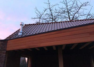 Houten afwerking daken dakwerken Lenaers Bilzen Limburg