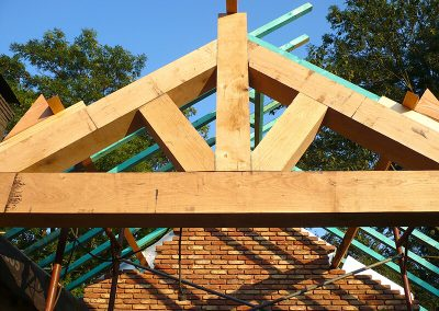 Timmerwerk dakwerken Lenaers bilzen Limburg en omstreken