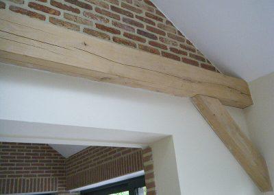 Timmerwerk dakwerken Lenaers bilzen Vlaams Brabant