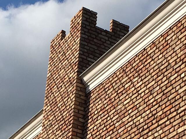 Dak oversteken en dakranden dakwerken Lenaers Bilzen Limburg